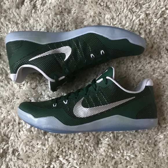 new arrival a63f8 64a46 ... basketball shoes size 9.5 buy it now only 138.95 c8b75 ebeec  store  nike kobe bryant xi tb promo green 856485 331 11.5 2f75c 6bd2d